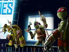 Ninja Turtles Shadow Heroes