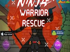 Ninja Warrior Rescue