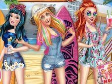 Ocean Voyage with Princesses