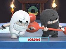 Oddbods Ninja Knockout