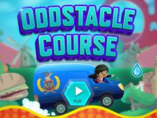 Oddstacle Course