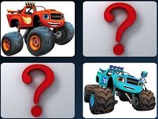 Blaze and The Monster Machines Games