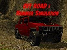 Off Road Hummer Simulation