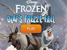 Olaf Freeze Fall