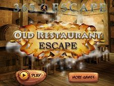 Old Restaurant Escape