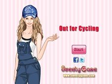 Out for Cycling