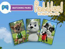Paddles Matching Pairs
