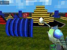 Paintball Gun Pixel 3D Multiplayer