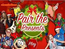 Nickelodeon Pair the Presents