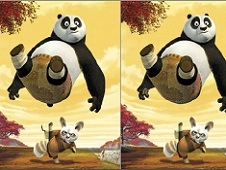 Panda in Action Differences