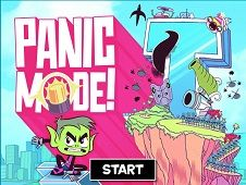Teen Titans Go Panic Mode