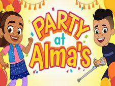 Party at Alma's