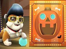 Paw Patrol Halloween Puzzle