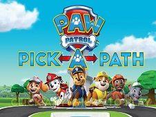 Paw Patrol Pick a Path
