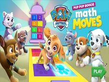 Paw Patrol Pup Pup Boogie Math Moves