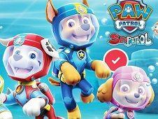Paw Patrol Sea Patrol Quiz