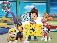 Paw Patrol Song Book