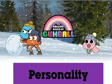 Gumball Personality Quiz