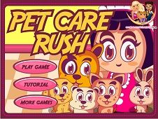 Pet Care Rush