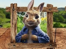 Peter Rabbit Lucky