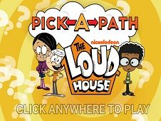 Pick a Path The Loud House