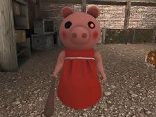 Piggy Scary - Escape from House