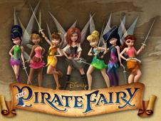Pirate Fairy Code