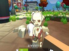 Pixel Zombie Die Hard