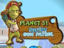 Planet 51 Squirt Gun Patrol