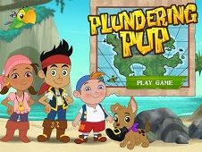 Jake and the Never Land Pirates Games