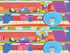 Polly and the Zhu Zhu Pets Differences