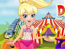 Polly Pocket Outfit Dress Up