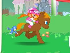 Pony Run Magic Trails