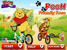 Pooh Friendly Race