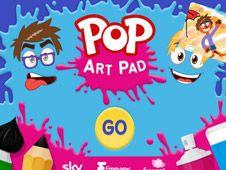 Pop Art Pad