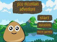Pou Mountain Adventure