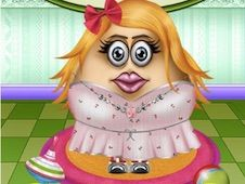 Pou Girl New Look