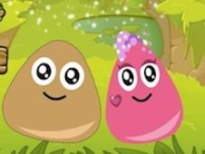 Pou and Princess