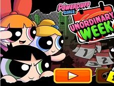 Powerpuff Girls Unordinary Week