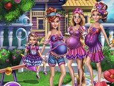 Pregnant Moms Fashion Look