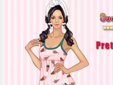 Pretty Pajamas