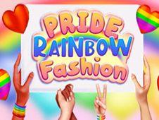 Pride Rainbow Fashion