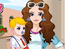 Princess and Prince George