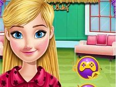 Princess Anna New Hairstyle