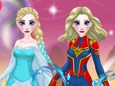 Princess Captain Marvel
