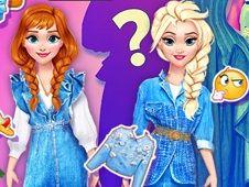 Princess Denim Outfits