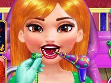 Princess Dentist and Party Make up