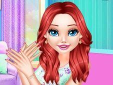 Princess Nail Design Day
