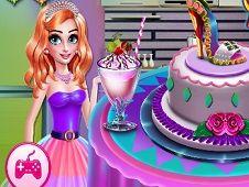 Princess Show Cake