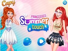 Princess Summer Touch